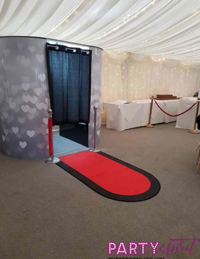 Party Spirit Photo Booth for hire