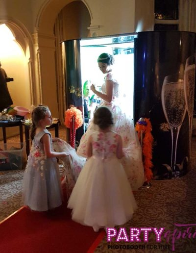 Photo Booth for hire Warfield, Bracknell